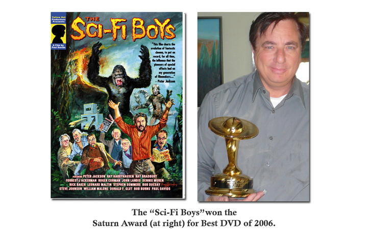 "the""Sci-Fi Boys"" - and the saturn award"